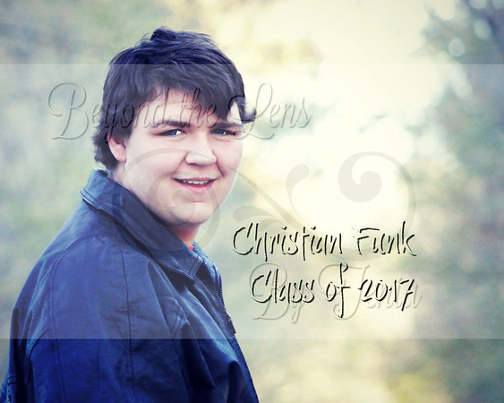 Christian Funk, Class of 2017