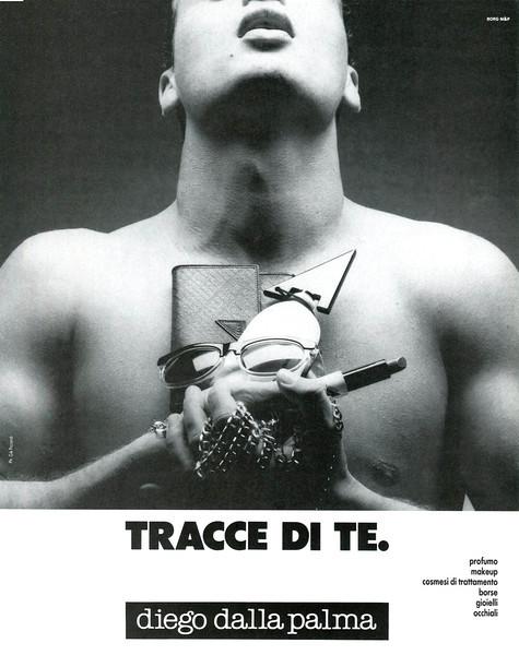 DIEGO DALLA PALMA 1990 Italy 'Tracce di te'