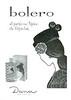 """Bolero DANA 1961 Spain bis<br /> """"El perfume típico de España"""""""