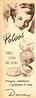 DANA Scented powder 1954 Chile half-page
