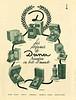 DANA Diverse 1952 Spain 'Los perfumes de Dana triunfan en todo el mundo'