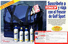 DANA Golf Sport 2001 Spain spread (Muy Interesante magazine)