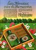 DANA Herbíssimo Salvia de Madagascar 1981 Spain 'Esta Navidad, vive la primavera'