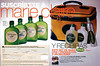 DANA Herbissimo Diverse 2002 Spain spread (promo subscription Marie Claire)
