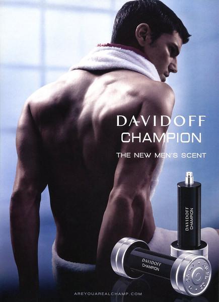 DAVIDOFF Champion 2010 Belgium<br /> MODEL: Aitor Mateo, PHOTO: William Davidson