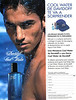 DAVIDOFF Cool Water 1999 Spain 'Cool Water de Davidoff te va a sorprender'
