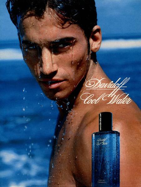 DAVIDOFF Cool Water 2000 Spain