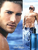 DAVIDOFF Cool Water 2015 Germany 'What makes the ocean, makes the man - Scott Eastwood'