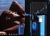 DAVIDOFF Cool Water 1994 Spain recto-verso with scented strip