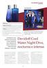 DAVIDOFF Cool Water Night Dive 2014 Spain (article VPC) 'Ncturna e intensa'