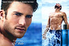 DAVIDOFF Cool Water 2015 Germany spread 'What makes the ocean, makes the man - Scott Eastwood'