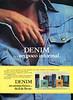 DENIM 1978 Spain 'Denim ...un poco informal - Un aroma fresco... fácil de llevar'
