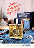 DENIM Eau de Cologne 1979 Spain ''Denim el regalo que mejor te va - U  aroma fresco... fácil de llevar'