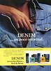 DENIM 1979 Spain 'Denim ...un poco informal - Un aroma fresco... fácil de llevar'