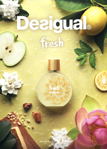 DESIGUAL Fresh 2016 Andorra 'Eau de Toilette for woman'