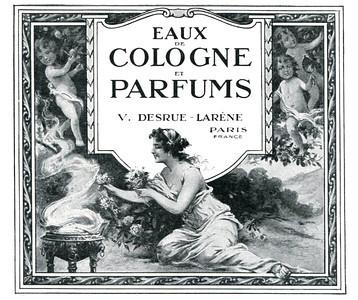 Eaux de Cologne et Parfums