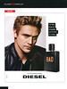 DIESEL Bad 2016 Belgium (Planet Parfum stores) 'Nieuw - I'm the kind of mistake you'd love to make - The new fragrance for men'