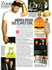 DIESEL Fuel for Life 2013 Spain (advertorial Glamour) 'Andrea Rosso - sus claves cool'