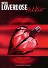 DIESEL Loverdose Red Kiss 2015 Belgium 'The new feminine fragrance'