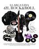 DIESEL Loverdose 2011 Spain (advertorial El Corte Inglés mag) - text in Catalan 'Llarga vida al rock & roll'