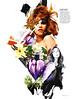 DIESEL Loverdose 2012 Russia (advertorial Elle) -  Collage by James Dawe