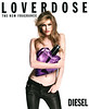 DIESEL Loverdose 2011 Germany(format In Style) 'The new fragrance'