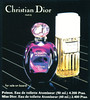 CHRISTIAN DIOR Diverse (Poison - Miss Dior) 1989 France (small format)