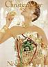 CHRISTIAN DIOR Diverse 1993 Spain (format Hola) 'Noël en Dior'