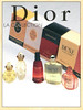 CHRISTIAN DIOR La Collection (Coffret Collection 5 miniatures) 1995 France small format