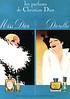 CHRISTIAN DIOR Miss Dior - Diorella 1975 France 'les parfums de Christian Dior'<br /> <br /> ILLUSTRATOR: René Gruau