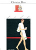 CHRISTIAN DIOR Eau Sauvage 1982 France  'Découvrez le charme discret de l'élégance'