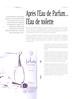 J'Adore DIOR L'Eau de Toiette 2003 Belgium 'Après l'Eau de Parfum - L'Eau de Toilette'
