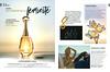 2016 J'Adore DIOR Eau de Parfum 2016 France spread (Sephora stores) 'Aux sources de la féminité - Un rayonnement global'