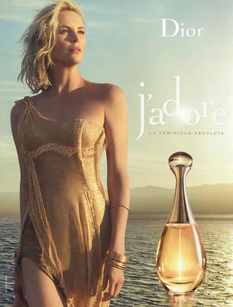 J'Adore DIOR Eau de Parfum 2016 Spain 'La feminidad absoluta'