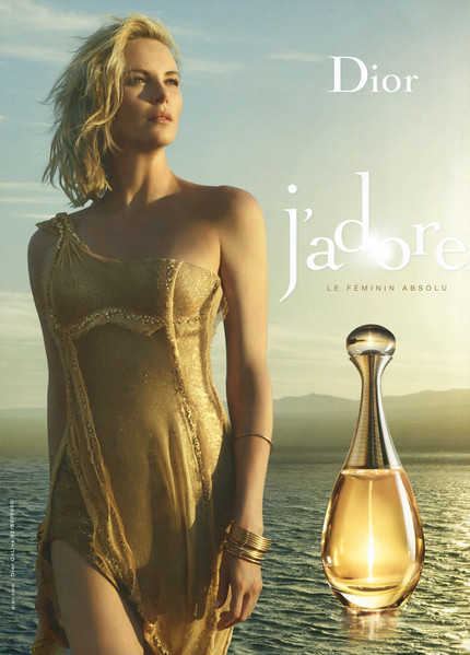 J'Adore DIOR Eau de Parfum 2016 Belgium 'Le féminin absolue'