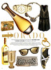 J'Adore DIOR L'Or 2013 (advertorial Woman) 'Destello dorado'