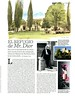 CHRISTIAN DIOR La Colle Noire 2016 Spain (advertorial La Vanguardia Magazine) 'El refugio de Mr Dior'