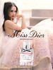 Miss DIOR Blooming Bouquet 2014 UK (format Grazia) 'The fresh new essence of Miss Dior'