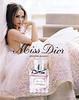 Miss DIOR Blooming Bouquet 2014 Spain (format Joyce 22 x 27 cm) <br /> 'La nueva fragancia fresca de Miss Dior' - slogan in lower position