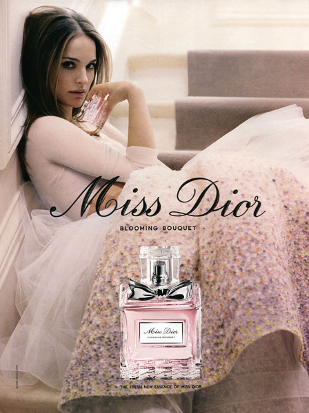 Miss DIOR Blooming Bouquet 2014 United Arab Emirates 'The fresh new essence of Miss Dior'