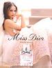 Miss DIOR Blooming Boquet 2014 Russia (handbag size format): no slogan