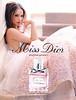 Miss DIOR Blooming Bouquet 2014 France bis 'La nouvelle fraîcheur Miss Dior'