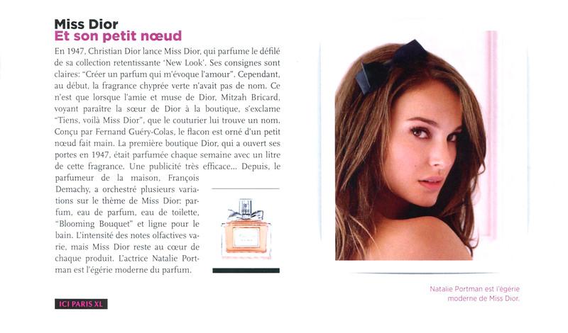 Miss DIOR Diverse 2015 Belgium (advertorial Ici Paris XL) half page  Miss  Dior 7d4631eb005