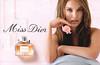 Miss DIOR Eau de Parfum 2012 Spain spread 'www dior com'
