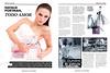 Miss DIOR Eau de Toilette 2013 Spain spread (advertorial Marionnaud) handbag size format 'Natalie Portman, todo amor'