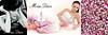 Miss DIOR Eau de Toilete 2013 Russia (4 pages with scented envelope & ribbon) <br /> 'Реклама - Жизнь в розовом цвете - Фильм на сайте Dior com'