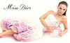 Miss DIOR Eau de Toilette 2013 Germany spread (format In Style) 'Der Film auf dior com'