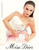 Miss DIOR  EdT 2013 Russia (handbag size format) bis - different position vertical lines in Russian