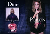 DIOR Poison Girl 2016 Germany spread 'The new fragrance - I am not a girl, I am poison '
