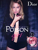 DIOR Poison Girl 2016 France 'I am not a girl - I am poison - Le nouveau parfum'<br /> <br /> MODEL: Camille Row (France), PHOTO: So Me (a French director-graphic designer-photographer-musician-artistic director based in Paris.)
